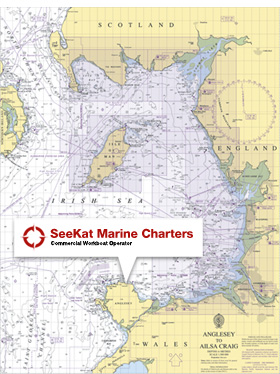 irish sea, anglesey marine charters